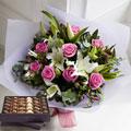 Premium Lilies & Roses, Venezuela