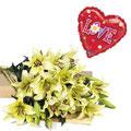 Love Lilies Box GLOBO GRATIS!, Venezuela
