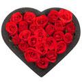 Corazón de Rosas, España