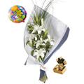 Bouquet de Lilis, Aguascalientes