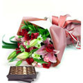 Premium Roses And Lilies, Los Angeles-Bio Bio