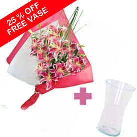 Lilies for Life <B>OFFER!</B>