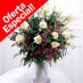 12 Rosas JARRON GRATIS, Ciudad de Mexico-DF Distrito Federal