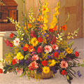 Premium Florist Arrangement, Mexico