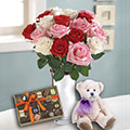 Premium Florist Special Gift, Anahuac-Chihuahua