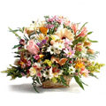 The Premium Florist Basket, Mexicali-Baja California