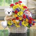 Premium Florist Sweet Basket ®, Panama