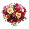 Rosas Premium Bouquet, Uruguay