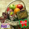 Christmas Miracle Basket, Usa