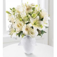 Premium White Arrangement, Toledo