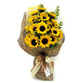 Sunflowers Bouquet, El Tigrito