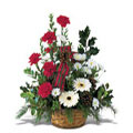 Canasta Floral, Usa
