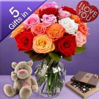 Valentine's Combo NUEVO!, Usa