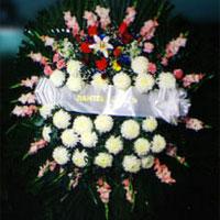 Corona de Condolencias, Argentina