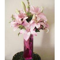 Sweet Lilies, New York