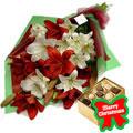 Christmas Magic Lilies, Chile
