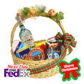 I Love Christmas Basket, Mexico