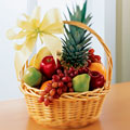 Traditional Fruit Basket, New York