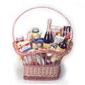 Fantastic Gourmet Basket, -Panama