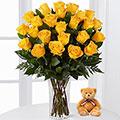 Roses & Teddy, España
