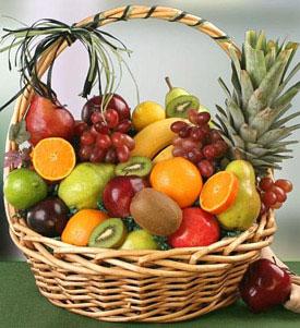 Celebración de Frutas