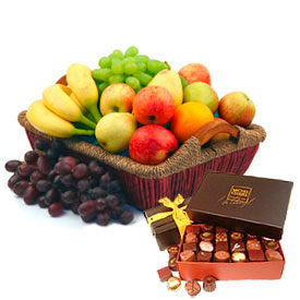 Paradise Fruit Basket