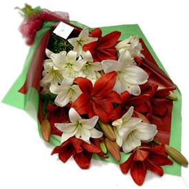 Lilies Star Bouquet