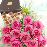 Roses & Chocolates, España