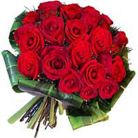Bouquet of Short Stem Roses, -Brazil